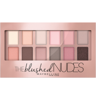 Maybelline The Blushed Nudes 01
