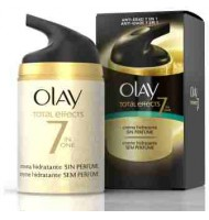 Olay total effects crema sin perfume 50ml