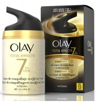 Olay total effects crema toque de maquillaje intenso 50ml