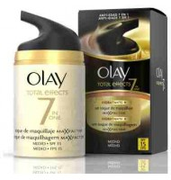 Olay total effects crema toque de maquillaje medio 50ml