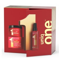uniq one - Uniq one revlon 150+ mascarilla 300 ml set pack regalo