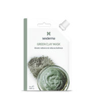SESDERMA Beaty Treats Green Clay Mask - Sesderma beaty treats green clay mask