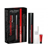 SHISEIDO CONTROLLED CHAOS MASCARA LOTE 01 BLACK PULSE 11.5ML