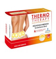 THERMO THERAPY - Thermo Therapy Banda Regulable Dolor De Espalda