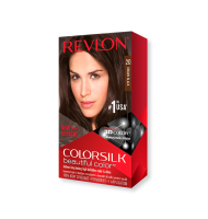 Tinte Revlon ColorSilk 20 Negro Natural