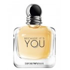 Emporio Armani Beacuse It's You edp 50 vaporizador