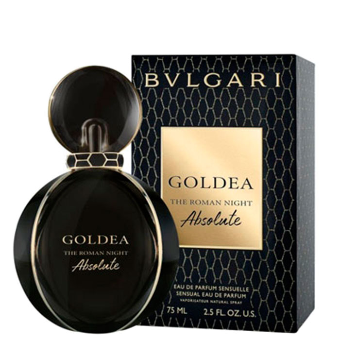 BVLGARI GOLDEA THE ROMAN NIGHT ABSOLUTE 30 vaporizador