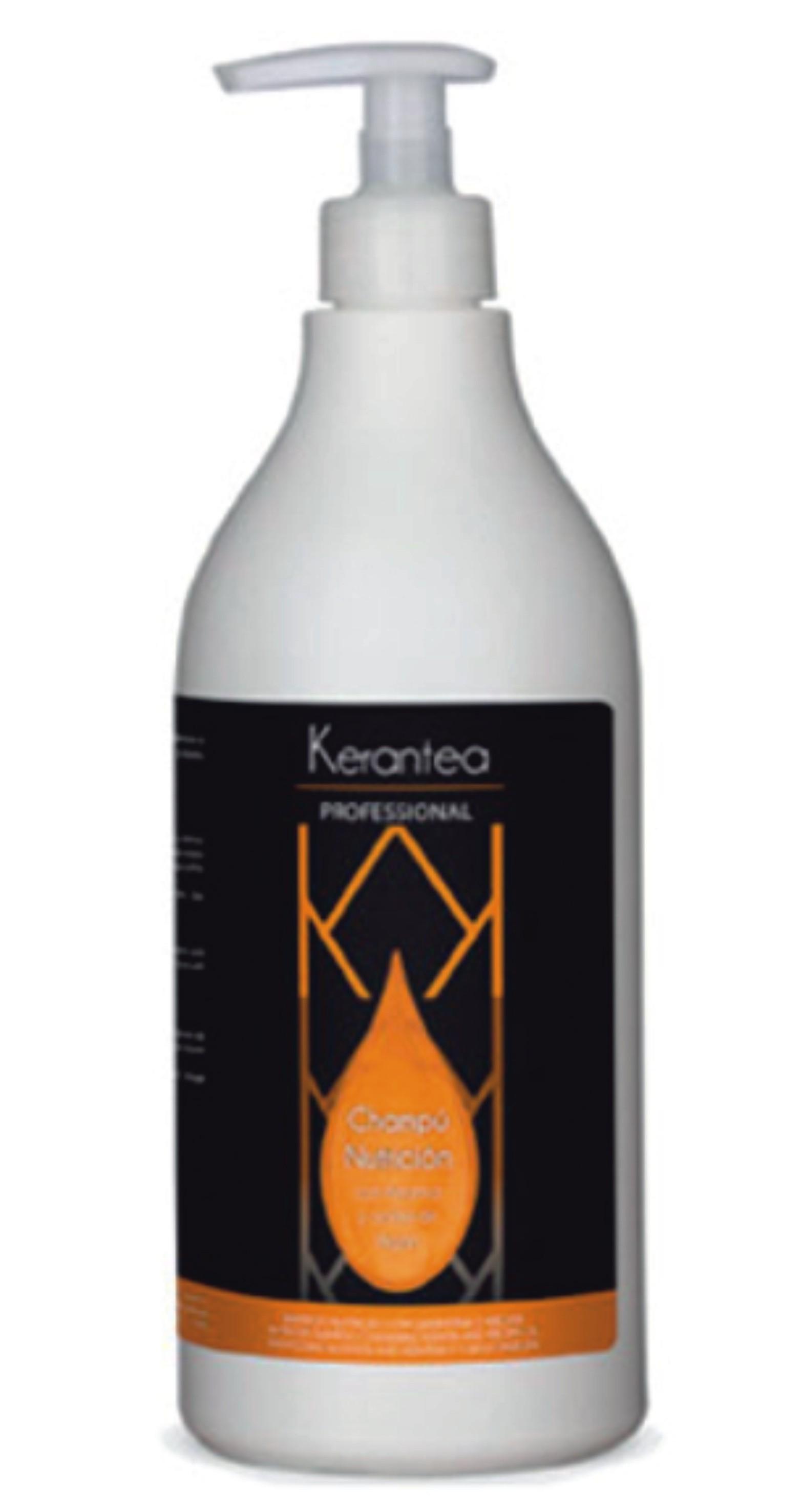 Comprar champ kerantea nutrici n con keratina y arg n for Bano keratina en casa