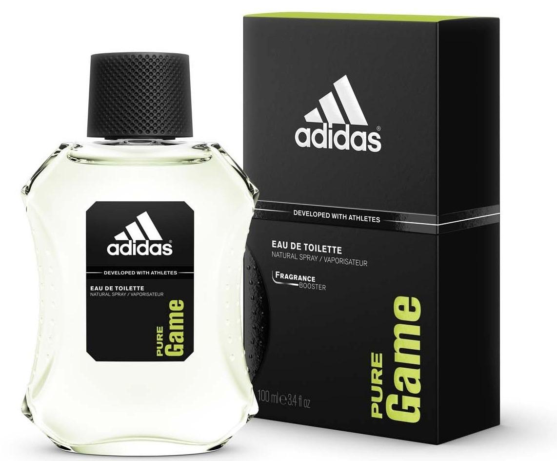 Acercarse ballet Perseguir  Colonia Adidas Pure Game 100vapo - Compra en Perfumerías Laguna