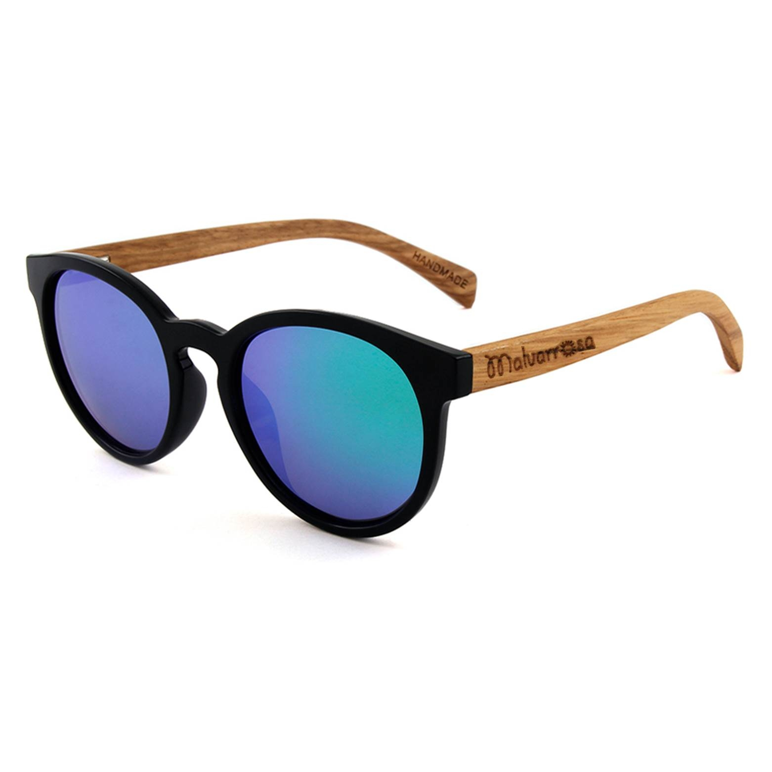 c2b18a987d 😎 Comprar Gafas de sol polarizadas Malvarrosa Altea Black ...