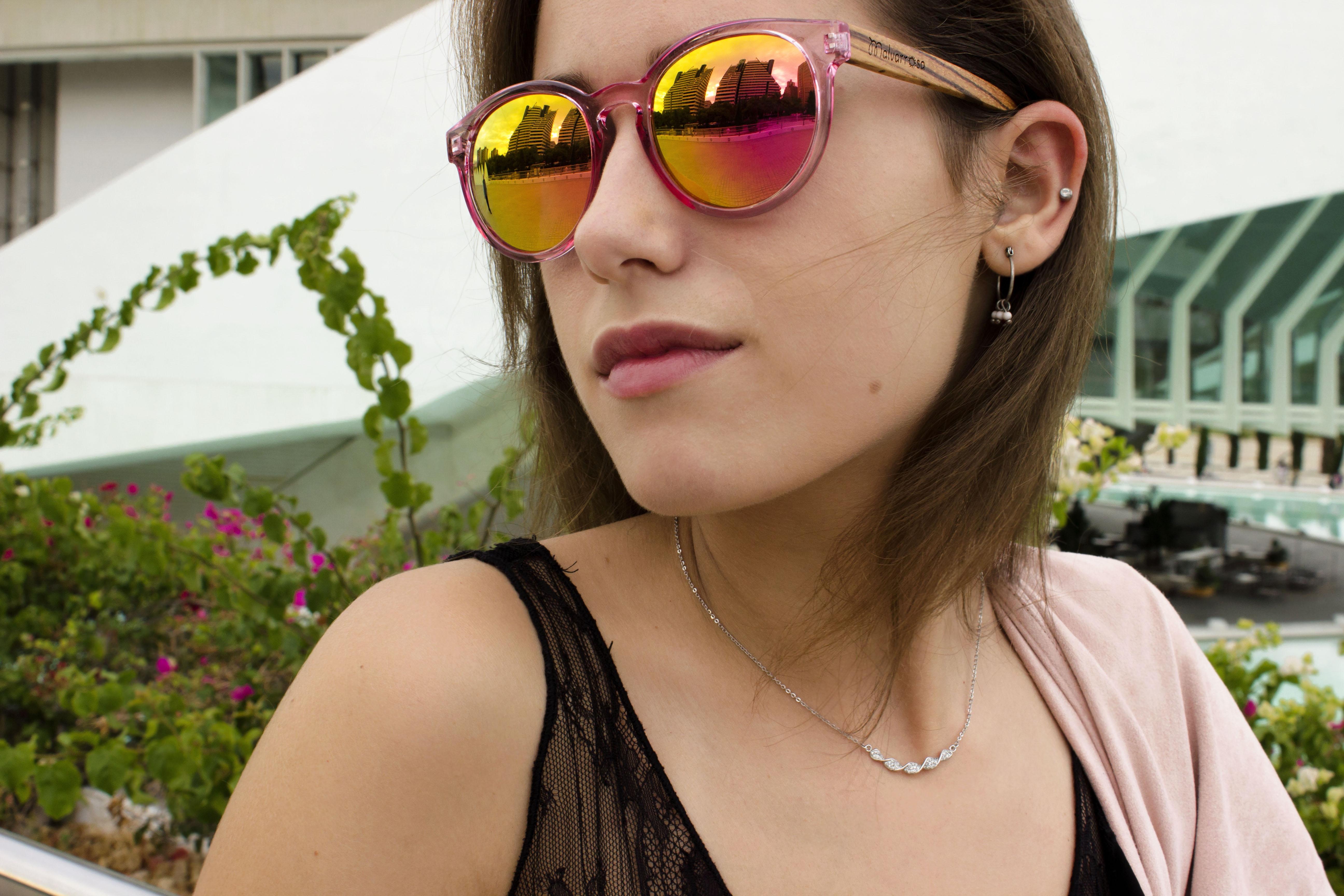 Comprar Gafas de sol polarizadas Malvarrosa Altea Pink | Perfumerías ...