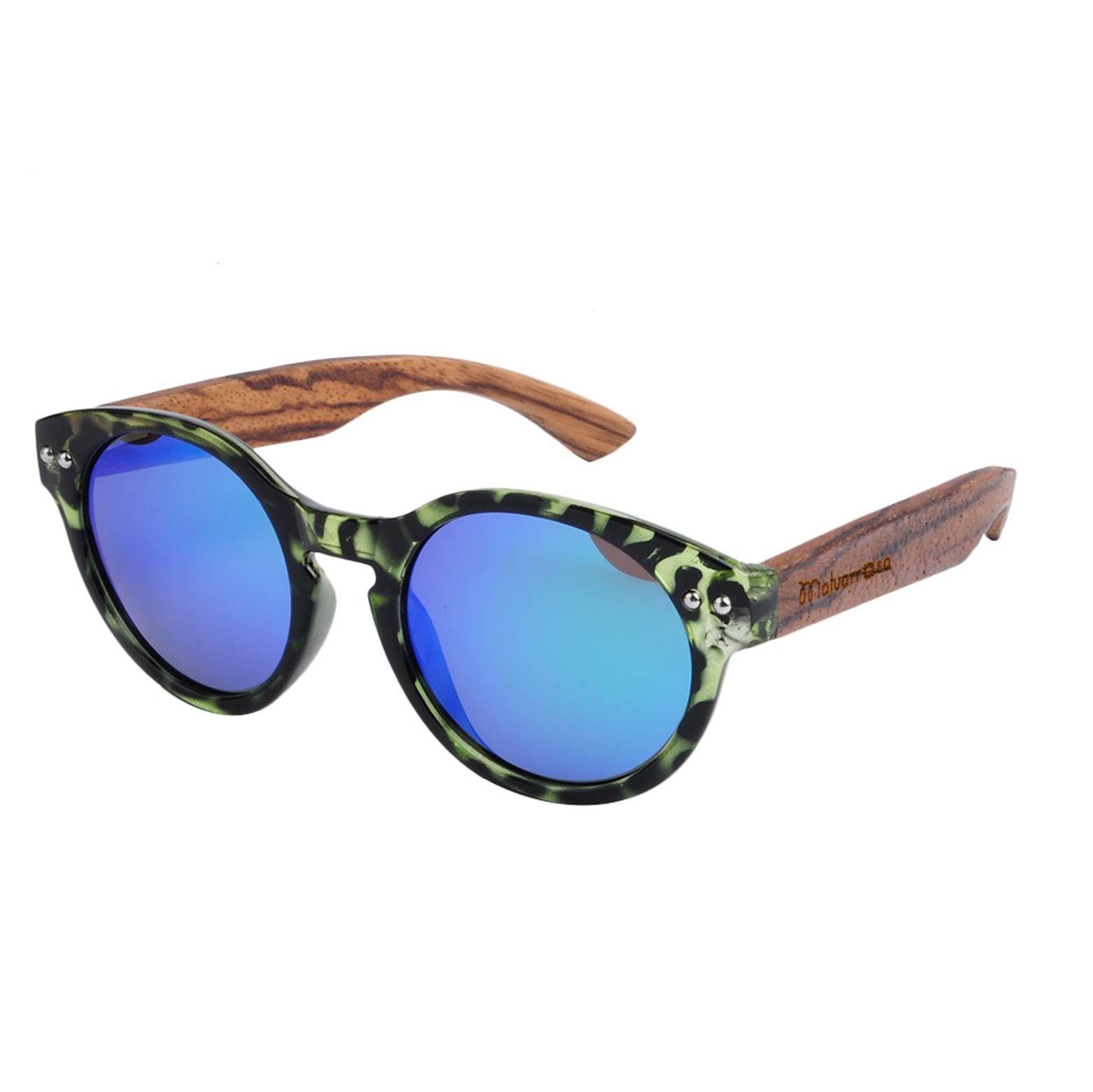 f793d8f353a75 Comprar Gafas de sol polarizadas Malvarrosa Santa pola Green ...