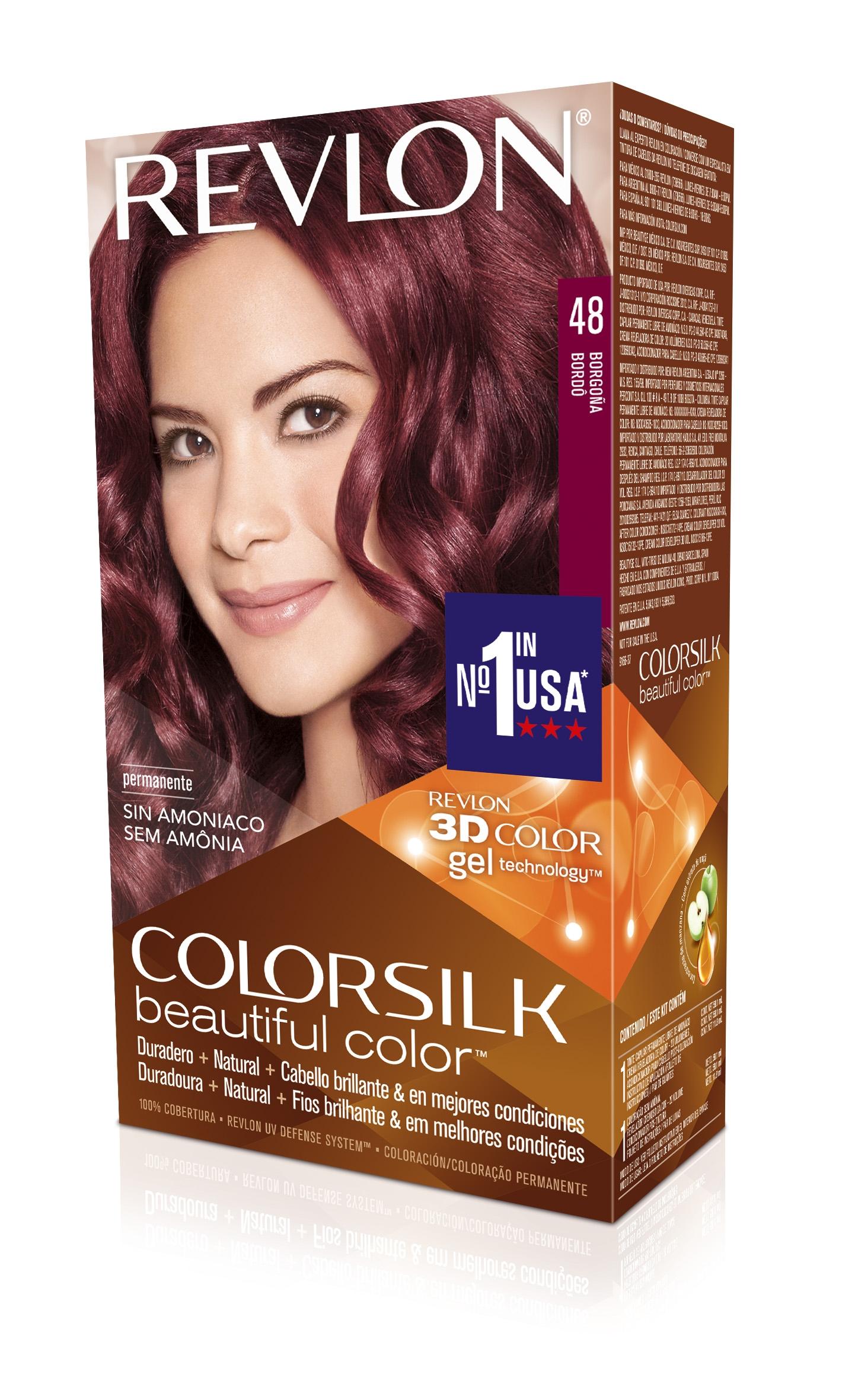 Comprar Tinte Revlon Colorsilk 48 Borgo 241 A Mejor Precio